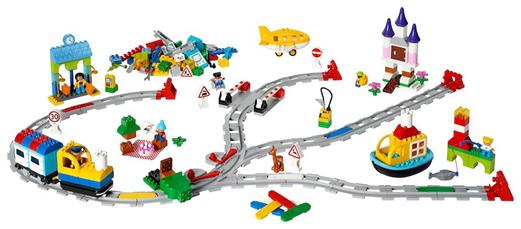 LEGO 42025 Coding Express 程式啟蒙小火車組
